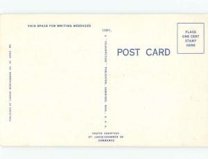 Unused Linen St. Louis University - St. Louis Missouri MO E0554