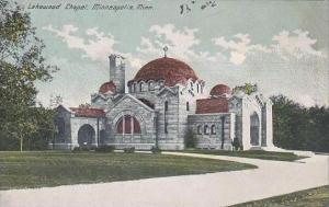 Minnesota Minneapolis Lakewood Chapel