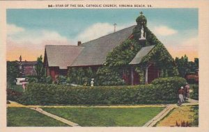 Virginia Virginia Beach Star Of The Sea Catholic Church