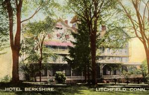 CT - Litchfield.  Hotel Berkshire