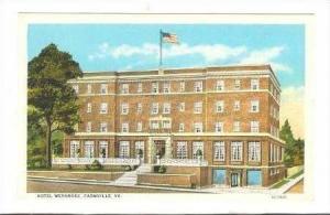 Hotel Weyanoke, Farmville, Virginia, 00-10s