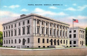 Montana Missoula Post Office