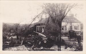 RP: McIlvin Place , ANTRIM , New Hampshire , Tornado of Sept 15 , 1922 ; 2/3
