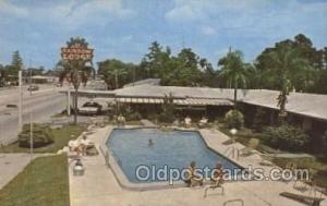 Rainbow Lodge, St. Petersburg, Florida, USA Motel Hotel Postcard Postcards  R...