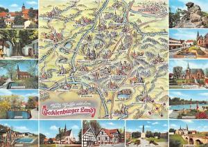 Tecklenburger Land Becke, Tecklenburg, Laggenbeck Schwimmbad, Bruecke