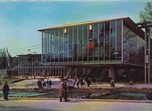 Belgium Brussells Pavilion Of Luxembourg Exposition Universelle Intermational...