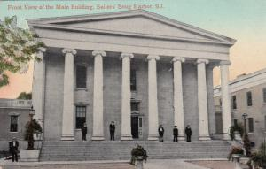 SNUG HARBOR , S.I. , New York , 00-10s ; Main Building