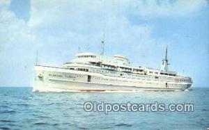 SS Milwaukee Clipper, Milwaukee, Wisconsin, WI USA Postcard Post Card Old Vin...