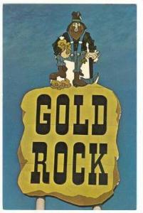 Gas, Restaurants, Lodging, Gold Rock, North Carolina, 40-60s