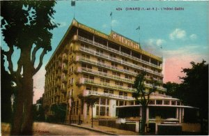 CPA Dinard- Hotel Gallic FRANCE (1022257)
