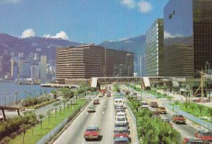Hong Kong New Commercial Centre Tsimshatsui Kowloon