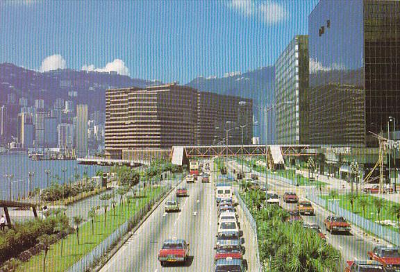 Hong Kong New Commercial Centre Tsimshatsui Kowloon