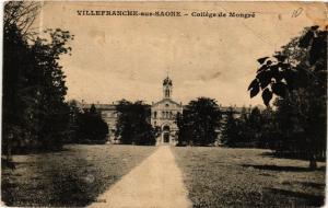 CPA Villefranche-sur-Saone College de Mongre (614573)