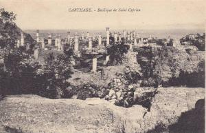 Basilique De Saint Cyprien, Carthage, Tunisia, Africa, 1900-1910s