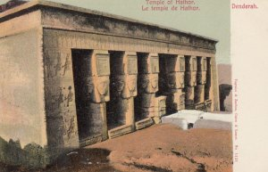 DENDERAH , Egypt , 00-10s ; Temple of Hathor
