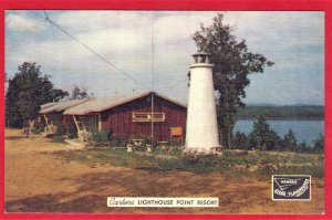CARTERS LIGHTHOUSE POINT RESORT  BULL SHOALS, ARK  SEE SCAN  PC63