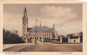 444 Netherlands S-Gravenhage Peace Place 1910