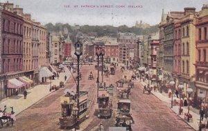 CORK, Ireland, PU-1914; St. Patrick's Street
