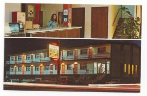 PRINCE RUPERT , B.C. , Canada , 50-60s ; Aleeda Motel