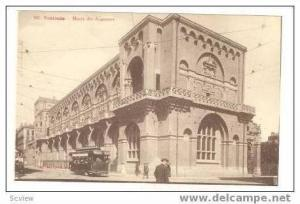 Toulouse,France, Musee des Augustins,00-10s Trolly car
