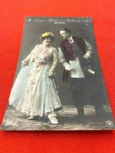 postcard VIG OZVEGY Budapest Opera, Akos Rathonyi, Tlonka