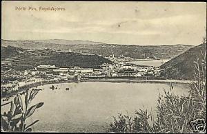 portugal, azores acores, PIM, Porto, Panorama (1910s)