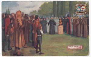 Oxfordshire; Oxford Pageant, Friar Bacon, 1907, RP PPC Unposted, By Tuck
