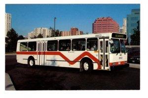 Mississauga Transit Bus, Toronto, Ontario