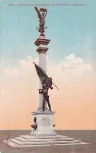 California San Francisco Native Sons Monument
