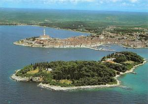 Croatia Rovinj Otok Katarina The Catharine Isle Island