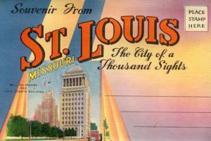 Folder - St. Louis, MO