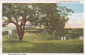 Panama Canal Zone New Panama Golf Club