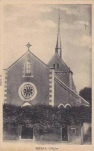 Church, L'Eglise, Thenay (Indre), France, 1900-1910s