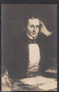 Music Postcard - Musician Albert Lorking   RS1001