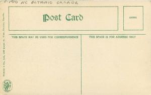 C-1910 Ontario Canada Dreamers Rick Little Current Postcard Rumsey 916