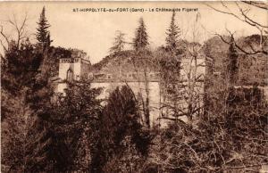 CPA St-HIPPOLYTE-du-Fort - Le Chateau de Figaret (459221)