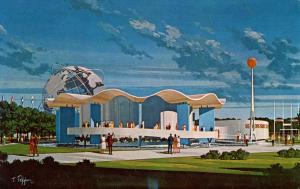 NY - New York World's Fair, 1964-65. Sermons from Science Pavilion