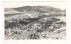 RP, Aerial Scene Of OIiver, British Columbia, Canada, 1920-1940s