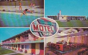 New York Ogdensburg Gran View Motel and Restaurant With Pool