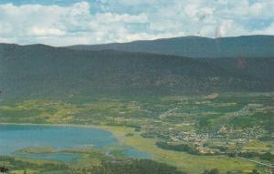 Scenic view,  Salmon Arm and Shuswap Lake,  Vernon,  B.C.,  Canada,  40-60s