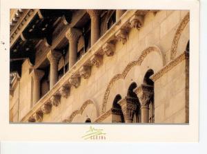 Postal 028183 : Lleida, Detall fa?na Palau de la Paeria