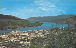 Canada Dawson City Yukon Klondike Gold Mining Area Postcard