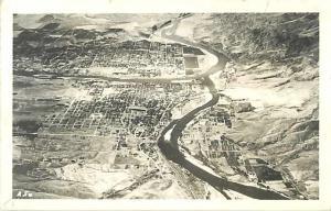 RP Air View of Clarkston WA - Lewiston ID