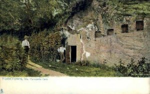 Cornwallis Cave - Yorktown, Virginia