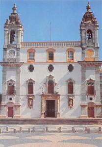 Portugal Faro Exterior da Igreja de Nossa Senhora do Carmo Church