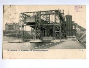 158203 Belgium LA LOUVIERE Elevator Ascenseur Houdeng-Goegnies