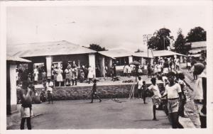 RP: Un Coin du Marche , YAOUNDE , , CAMEROUN, Africa, 1920-30s
