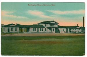1630  NE  Beatrice  Burlington Depot