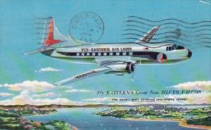 Eastern Air Lines Silver Falcon 1956