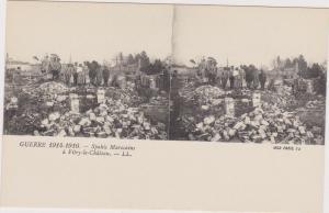 FRANCE; War 1914-18; Spahis Marocains a Vitry-le-Chateau